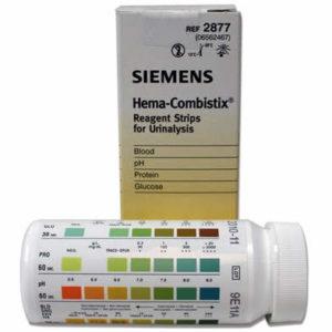 Siemens Hema-Combistix x 50
