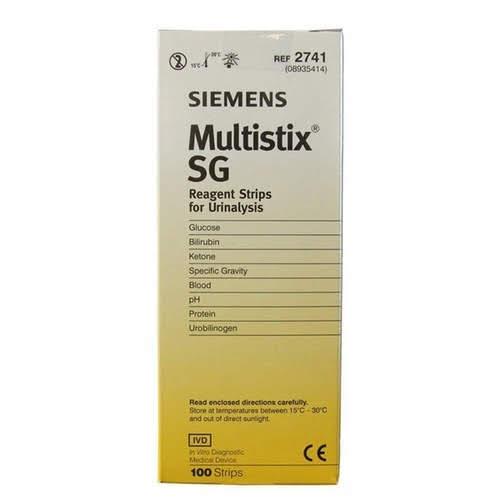Siemens Multistix SG x 100