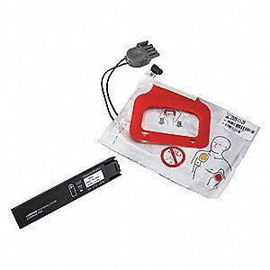 Charge-Pak for LifePak CR Plus-1 Set Electrodes