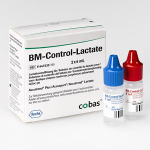 Accutrend Lactate Control Solution