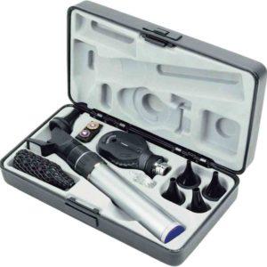 Keeler Practitioner Diagnostic Set, Fibre Optic Otoscope.2.8v