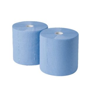 2WORK INDUSTRIAL ROLL BLUE
