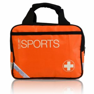 Blue Dot Astroturf Sports Kit, Medium Orange Bag