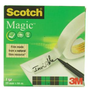 SCOTCH 810 MAGIC TAPE 19MMX66M