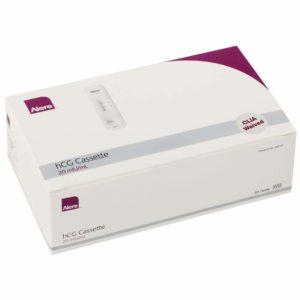 Clearview/Alere HCG Cassette Pregnancy Test x 20