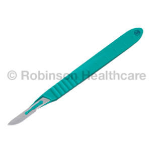 Instrapac Disposable Scalpel No: 10 Stainless Steel Blade x 100