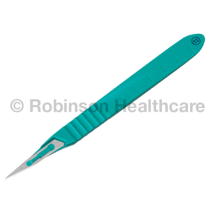 Instrapac Disposable Scalpel No: 11 Stainless Steel Blade x 100