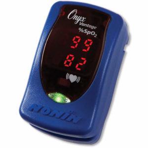 Nonin Onyx Vantage 9590 Finger tip Oximeter - Blue