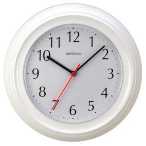 ACCTIM WYCOMBE WALL CLOCK WHT 21412