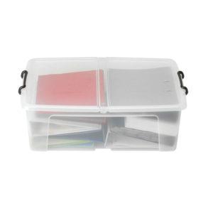 STRATA 50L SMART BOX CLEAR HW675