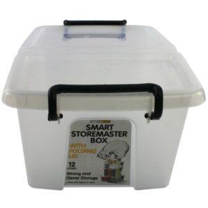 STRATA 12L SMART BOX CLEAR HW671