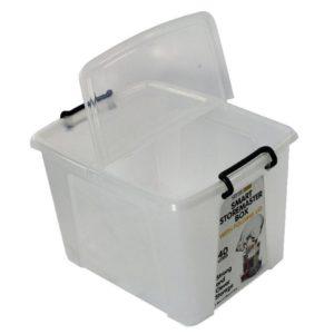 STRATA 40L SMART BOX CLEAR HW674