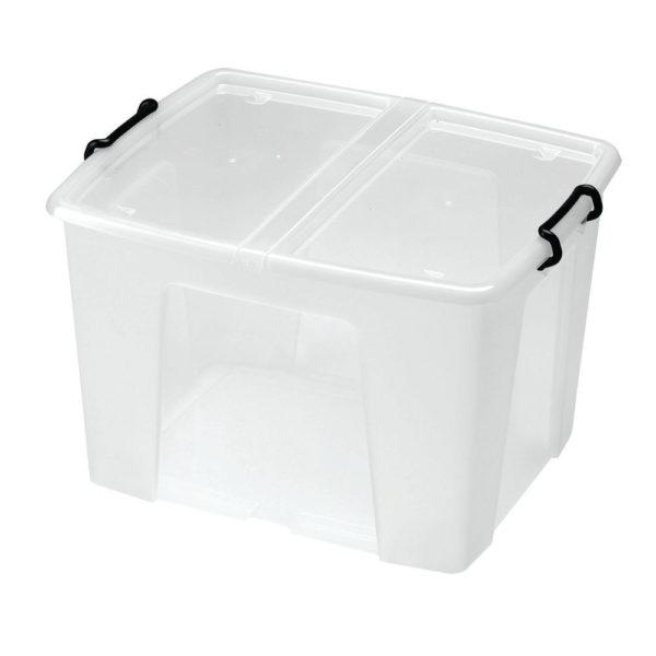 STRATA SMART BOX 65 LITRE CLEAR HW686