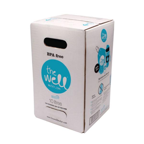 BAG IN A BOX 10L FOR AQUEDUCT DISPENSER