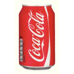 COCA COLA CANS 330ML PK24 0402002