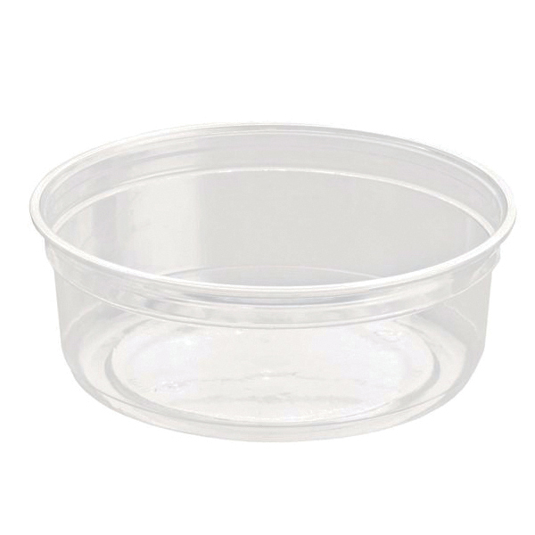 CATERPACK BIO FOOD CONTAINER 8OZ PK50