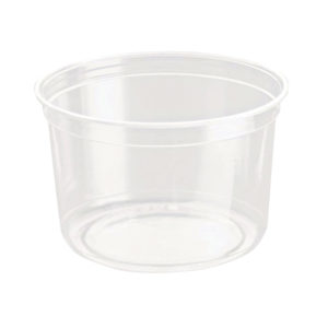 CATERPACK BIO FOOD CONTAINER 16OZ PK50