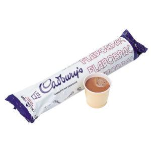 AUTOCUP CADBURY DRINKING CHOCOLATE PK25