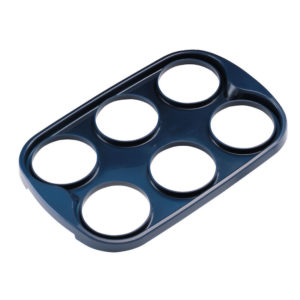 PLASTIC CUP TRAYS 6 CUPS
