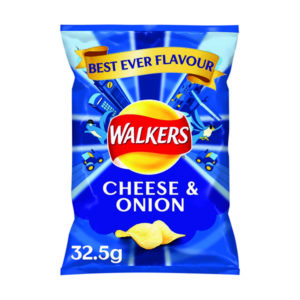 WALKERS CHEESE/ON CRSP 37.5G PK32