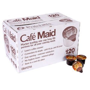 CAFE MAID LUXURY CREAMER POTS 12ML PK120