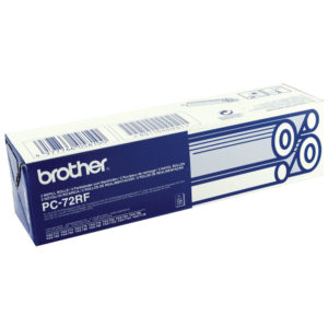 BROTHER PC72RF INK FILM RIBBON ROLL PK2