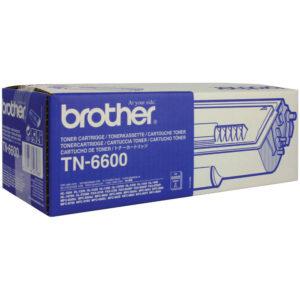 BROTHER TN6600 TONER CARTRIDGE BLACK HY
