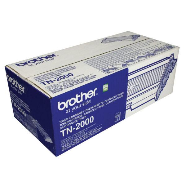 BROTHER TN2000 TONER CARTRIDGE BLACK