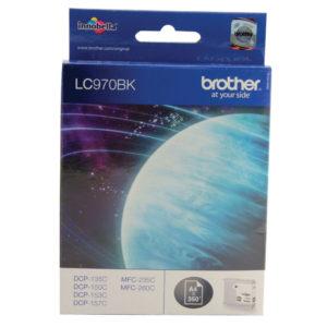 BROTHER INKJET CART BLACK LC970BK