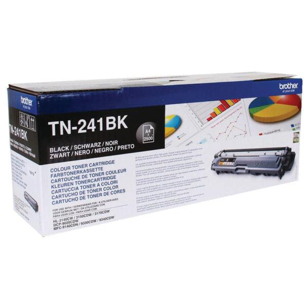 BROTHER TN241BK BLACK TONER