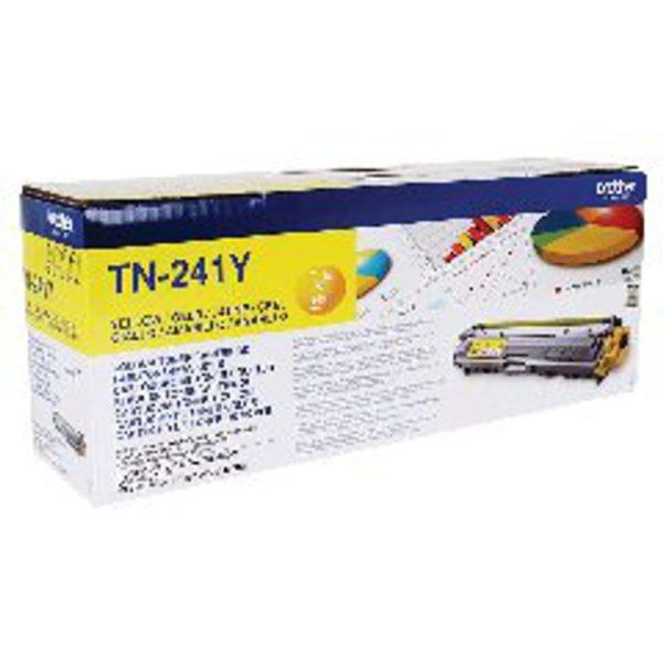 BROTHER TN241Y YELLOW TONER