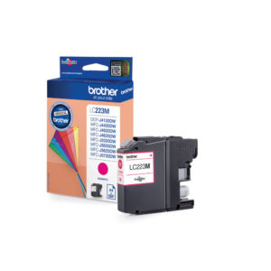 BROTHER MAGENTA INK CART LC223M