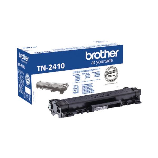 BROTHER TN-2410 BLACK TONER CARTRIDGE