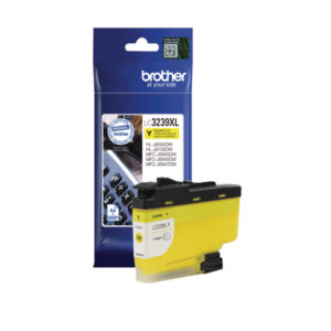BROTHER LC3239XLY HY YELLOW INK CART