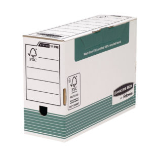 BANKERS BOX SYSTEM GREEN TRANSFER FILE