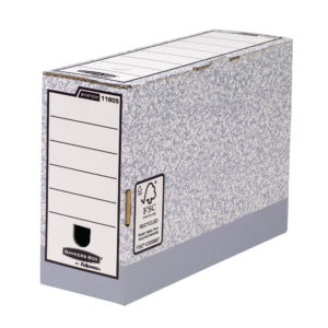 BANKERS STANDARD TRANSFER FILE 120MM GRY