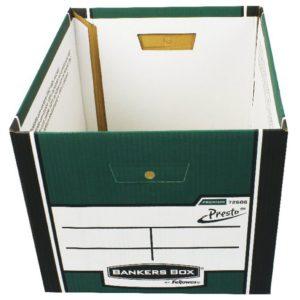BANKRS PREM PRESTO BOX TLL GRN 12 FOR 10