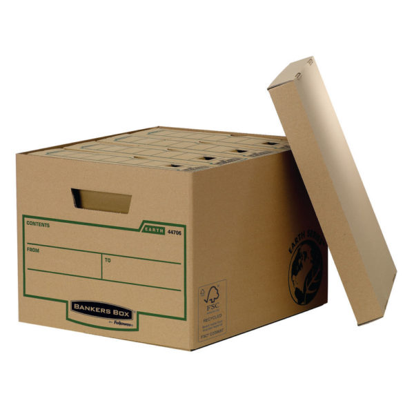 BANKERS EARTH LARGE STORAGE BOX