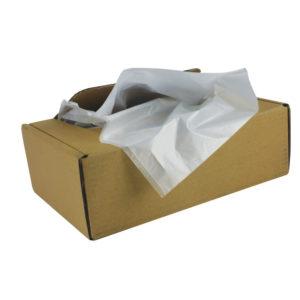 FELLOWES SHREDDER BAGS 225LTR PK50 36055