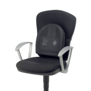 FELLOWES PRO HEAT/SOOTHE BACK SUPPORT