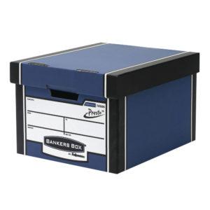 BANKERS PREMIUM PRESTO BOX BLU 12 FOR 10