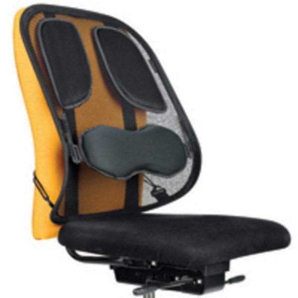 FELLOWES PROF MESH BACK SUPPORT 8029901