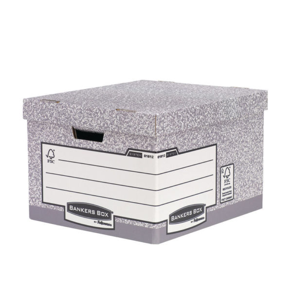 LARGE SIZE BANKERS BOX