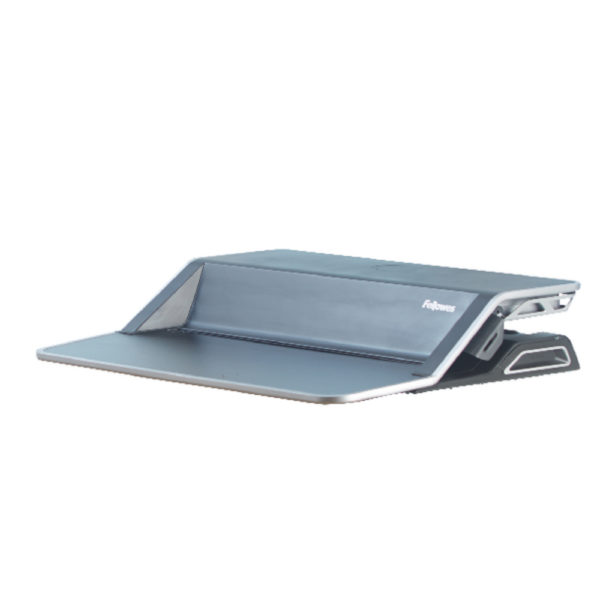 FELLOWES LOTUS SIT STAND WORKSTN BK