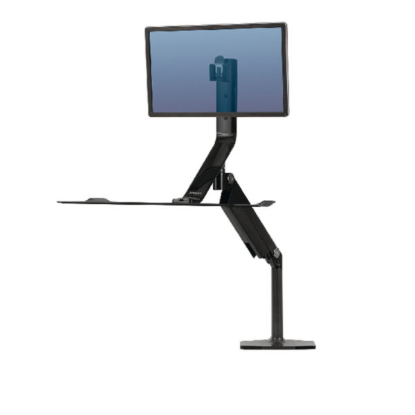 FELLOWES EXTEND SIT STAND WSTN SNGL