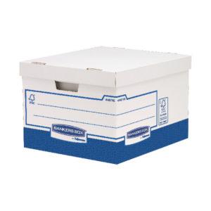 FELLOWES BASICS LARGE HD STORAGE BOX P10