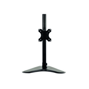FELLOWES FREE STAND MONITOR ARM BLK