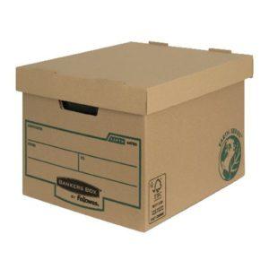 FELLOWES X2 PK10 BANK HD BOXS FOC 1 BOX