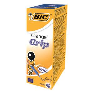 BIC ORANGE GRIP PEN BLUE 811926