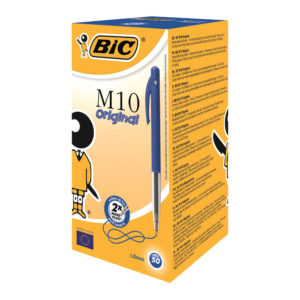 BIC CLIC MEDIUM BLUE 901218